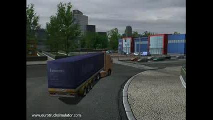 Euro Truck Simulator галерия