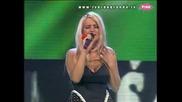 Bojana Šarović - Nikada više (Zvezde Granda 2010_2011 - Emisija 32 - 14.05.2011)