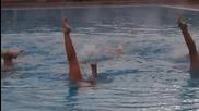 Синхронното плуване – спорт, носещ вдъхновение