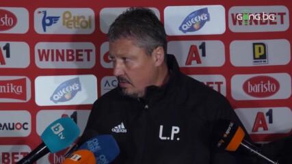 Пенев се зачуди защо Арда почива с ден повече от ЦСКА