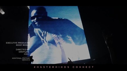 Rick Ross Performs With Jay Z In Florida Backstage At The Magna Carta Holy Grail Tour