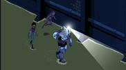 Малките Титани - 3x09 - Звярът в мен (бг аудио)