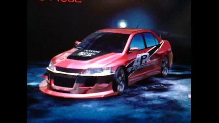 Мойте Колички в Need for Speed™ Undercover