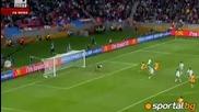 Кот д`ивоар - Португалия 0:0 *световно първенство Юар 2010* 15.06.10.