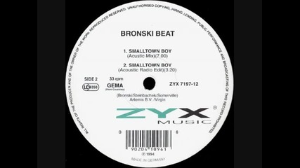 Bronski Beat - Smalltown Boy 94 (acustic Mix)