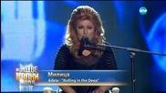 Милица Гладнишка като Adele - Като две капки вода (Концерт 2015)