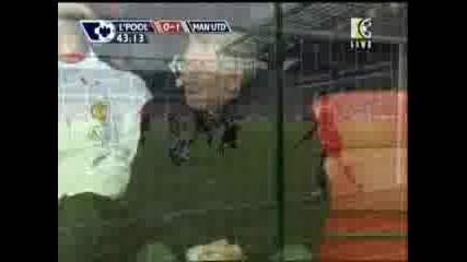 Liverpool 0:1 Manchester Utd.