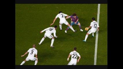 messi-царят на футбола