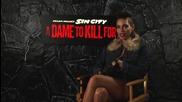 Интервю със звездата Росарио Даусън за филма й Град на Греха 2: Жена, за която да убиеш (2014)
