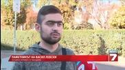 15-годишно момче е вандалът, поругал паметника на Левски