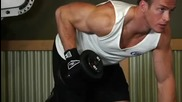 Tricep Dumbbell Kickback Exercise - Tricep Workout! - Bodybuilding.com