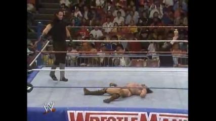Undertaker Streak 1-0 ep 1