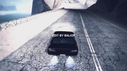 Drift and edit video