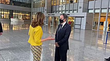 Среща на министрите на външните работи от НАТО