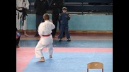 Karate kata-empi ( Изиграна от Анджей Згжива )