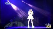 Violetta Live 2015 - Habla Si Puedes Hd + Превод