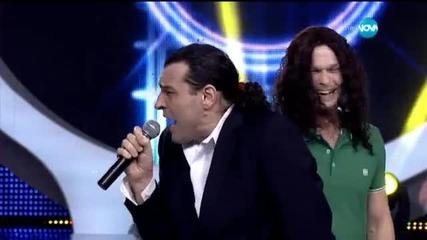 """Деян Неделчев представя """"Гуменото пате"""" - Като две капки вода - 23.03.2015 г."""
