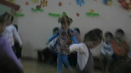 Тържество в детската част1