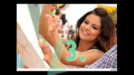 Close !! Colab for Selena Birthday