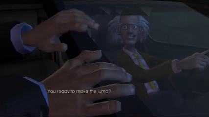 Back to the future game episode 5 part 2
