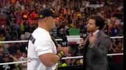 (15.07.2013) Wwe Raw - част 1/7