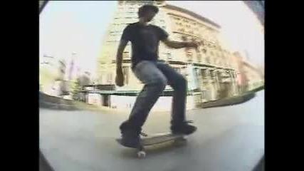 Gangster Skater Vs. Punk Skater