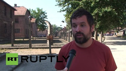Poland: Vapour showers installed in Auschwitz spark controversy