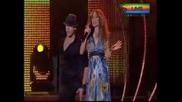 Алисия i Sarit Hadad - Да усетиш (live Balkan Music Awards)