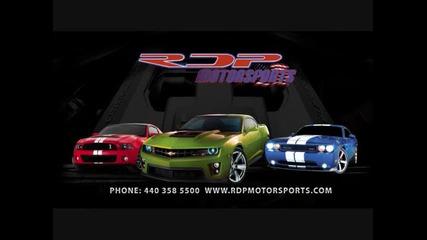 Dodge Challenger Str8 Burnout