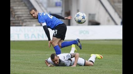 Славия - Черно море 0:0, А група, 21-и кръг