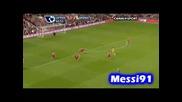 21.04 Втория гол на Андрей Аршавин ! Ливърпул - Арсенал 4:4