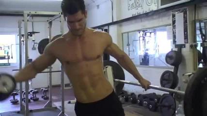 Jamie Alderton - Team Grenade - Gym