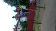 Street fitness smqh