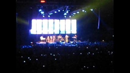 Ceca - Ja jos spavam [live] Арена Армеец София 22.05.2012