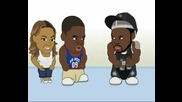 Lil Hop Forbes 1-2-3 Billion Dollar Cartoon