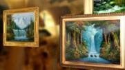 Райски места ... (водопади живопис) ... ( Maestro Ceyhun - violin) ...