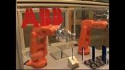 Най-бързите роботи бяха представени в Шанхай