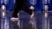 Michael and Razy dance again - Britain's Got Talent 2011