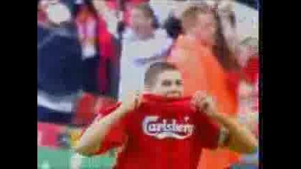 Steven Gerrard The Best Player