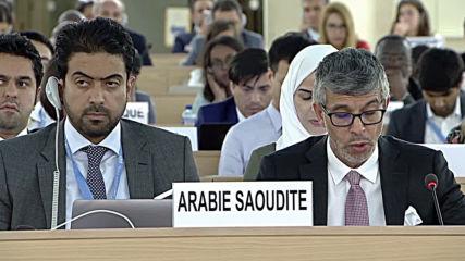 Switzerland: UN Rapporteur reports on 'planned, endorsed' Khashoggi killing