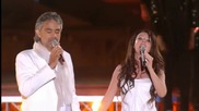 # Sarah Brightman and Andrea Bocelli - Time To Say Goodbye