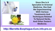 Barrett's Esophagus Cure, Barrett's Esophagus Forum, Barrett's Esophagus High Grade Dysplasia