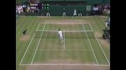 Federer Vs Nadal Wimbledon 2006