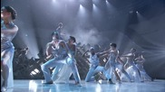 So You Think You Can Dance (season 10 Week 3) - Top 17 Group Dance - Jazz