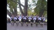 Детски танцов ансамбъл от кв.църква гр.перник на турне в Дойран Македония - 5
