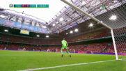 Северна Македония - Нидерландия 0:1 /първо полувреме/