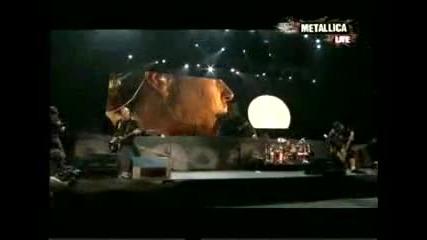 Metallica - Harvester Of Sorrow Live
