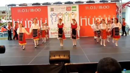 ДЖИНОВСКО ХОРО Пролетно надиграване 2017 Grand Mall Варна