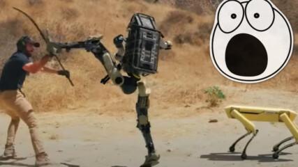 Първи стъпки в роботиката - Компилация
