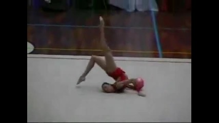 Queens of the Russian Rhythmic Gymnastics